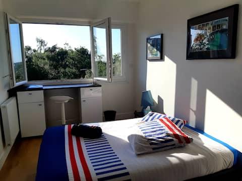 Chambre dans Appartement Très Lumineux ☀️😊☀️