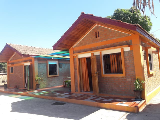 Bungalow les Manguiers Majunga