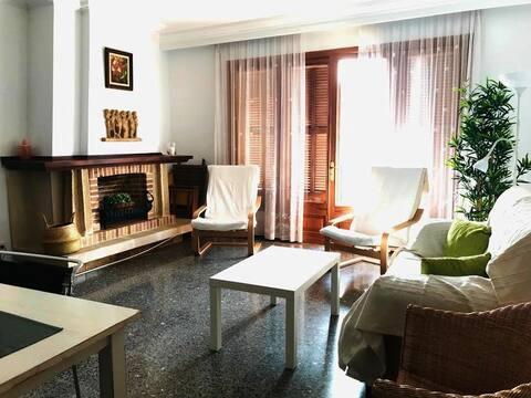 Céntrico y luminoso piso en Búger