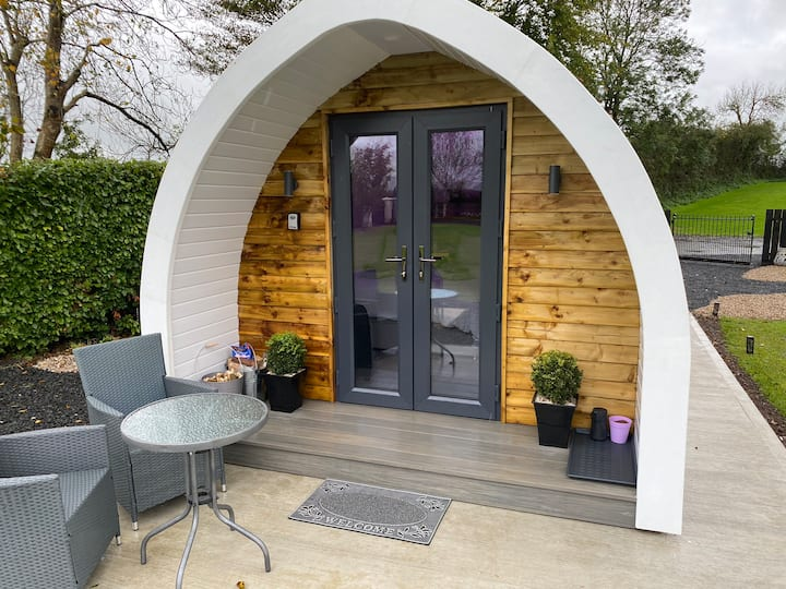 5*Luxury Glamping with Private star Gazing Hot Tub