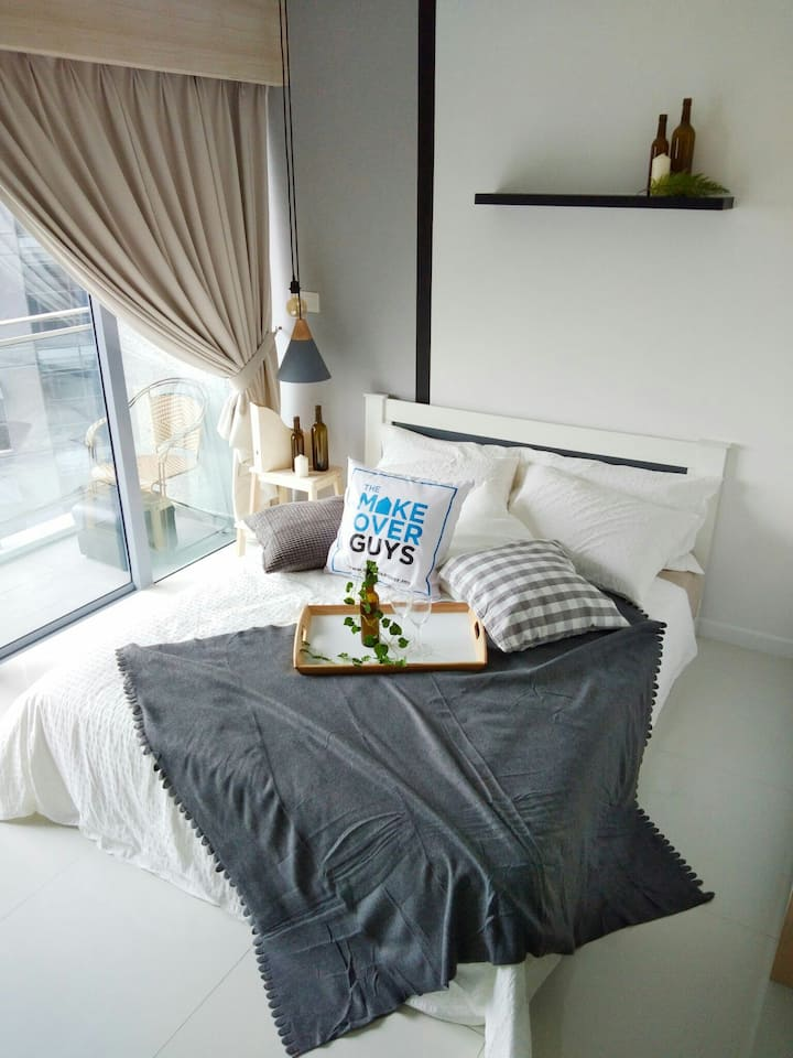 *Modern Interior Design@Summer Suites KL