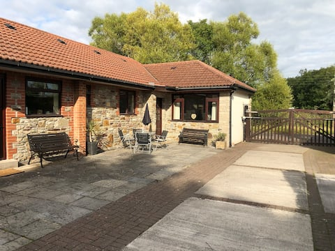 Walnut Cottage part of the Potteries holiday lets