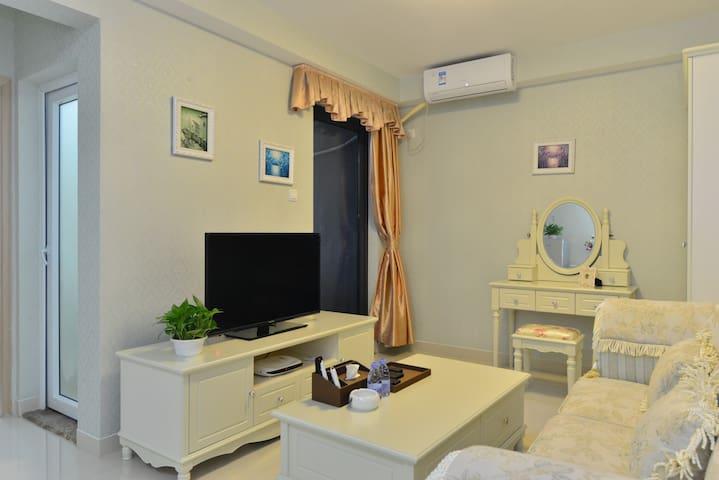 深圳世界之窗附近豪华一房一厅,私家花园公寓,适合旅游休闲。 - Shenzhen - Byt