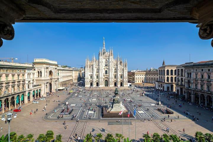 Piazza del Duomo Apartment