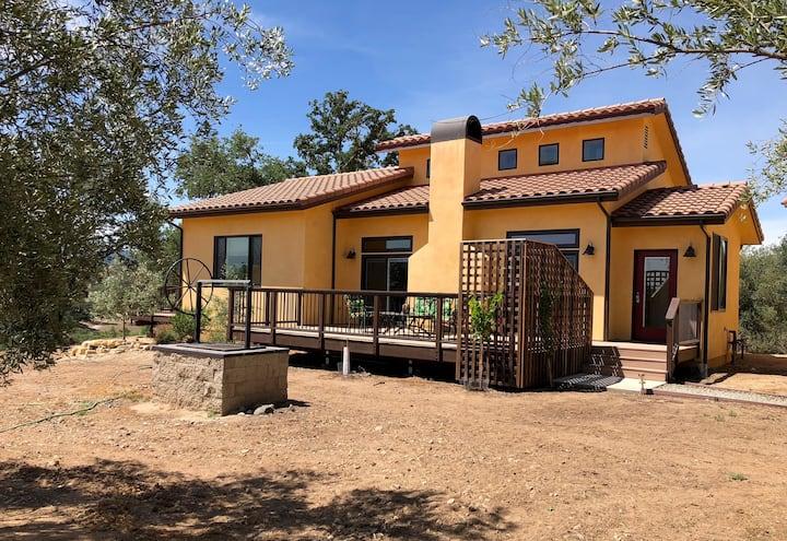 Custom luxury Guest House,  Oaks On San Marcos