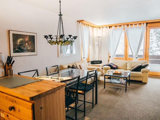Cosy apartment at the Matterhorn