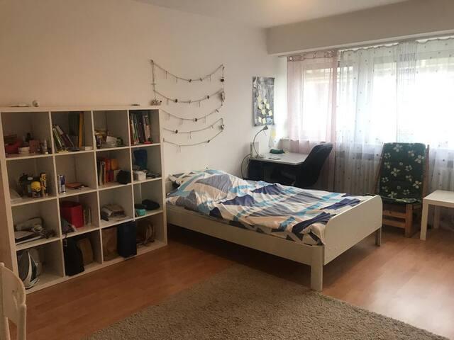 Helles Zimmer inc.