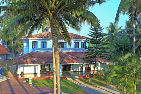 Leisure Villa at Estuary Island - Poovar