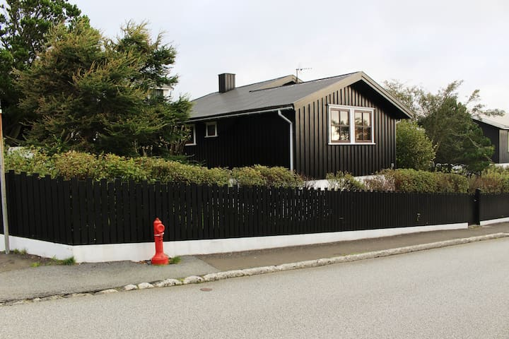 Entire house in the middle of Tórshavn - Tórshavn - House