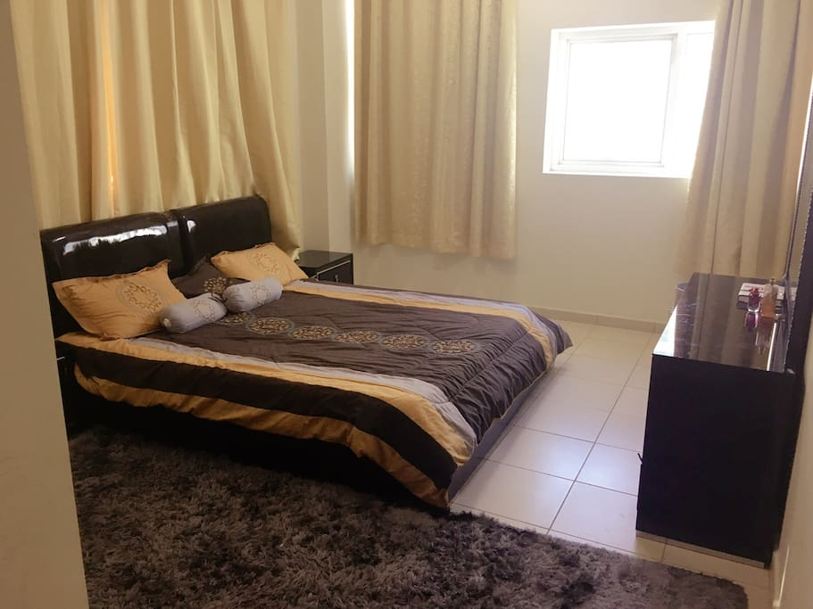 Excellent Master Bedroom Near Dubai With Sea View Apartments For Rent In Ajman Ajman United