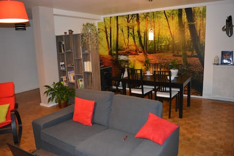 Bedroom 10min from Part-Dieu Train Station