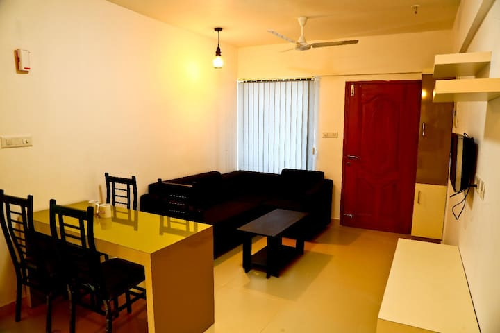 Cochin Serviced Apartment