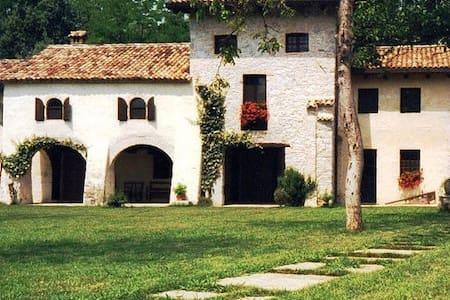 B&B Casa Medievale del Mugnaio - Novacco - Pousada