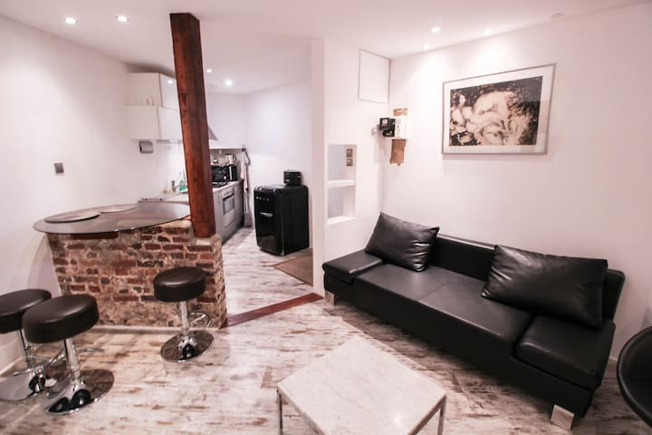 MODERN & EQUIPPED 45SQM APARTMENT - TROCADERO - Paris - Flat