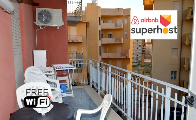 Apartment occasional tourist rent Angelo - Marsala - Departamento