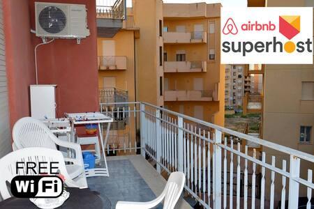 Apartment occasional tourist rent Angelo - 马沙拉 - 公寓