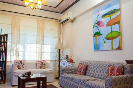 Modern 2BHK Apartment in Calangute - Calangute
