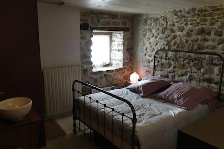 Chambre +salle de bain indépendante - Marcellaz-Albanais