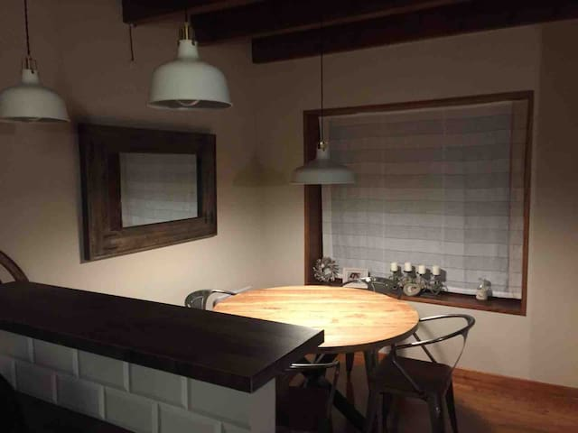 Preciosa i acollidora casa a la Cerdanya