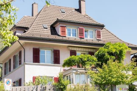 """Appartement in Guesthouse """"Sonne"""" by Solothurn"""