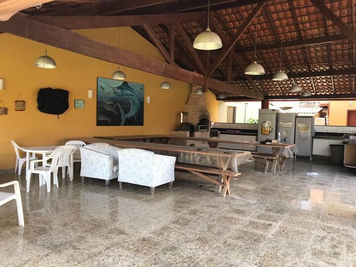 Casa Aluguel Temporada - Meaipe, Guarapari.
