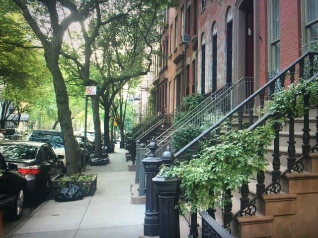 West Village Prime Location Quiet and Sunny