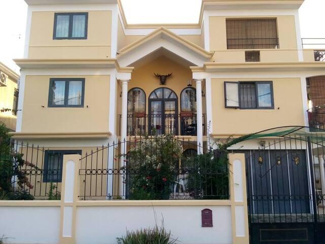 villa paradizo, ground floor