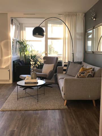 Nice apartment with a cozy four seasons terrace!