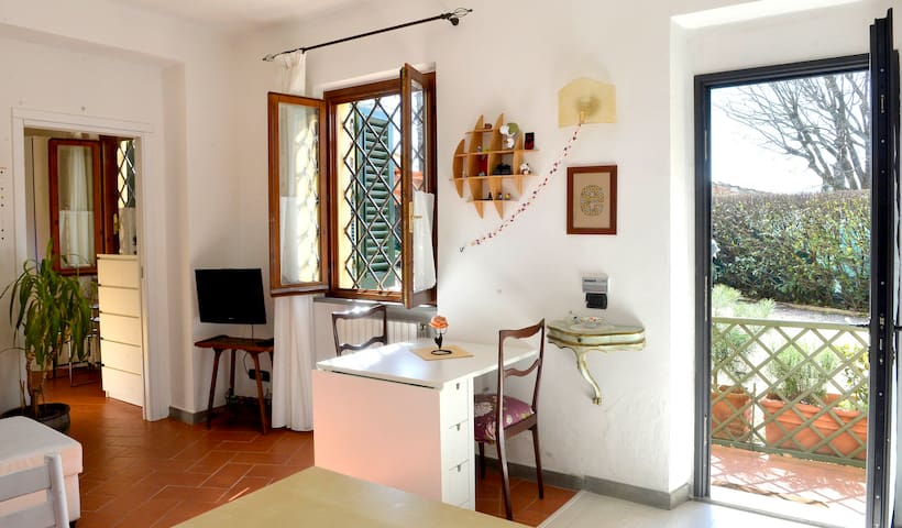 Florentine Loft in the Green - Florence - House
