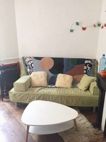 Appartement cosy Alexandre Dumas