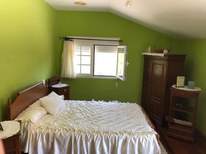 Alquiler de habitaciones en Navia de Suarna