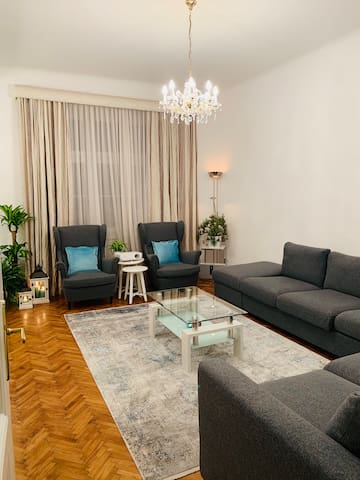 Tastefully Furnished Apartment in Vienna City