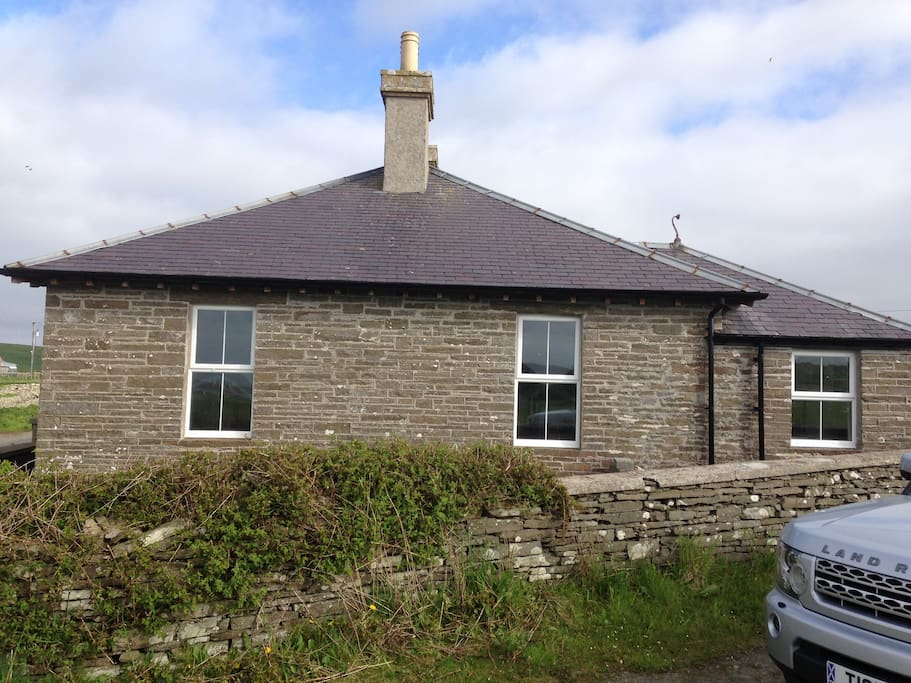 Drill Hall Cottage Orkney Cottages For Rent In Evie