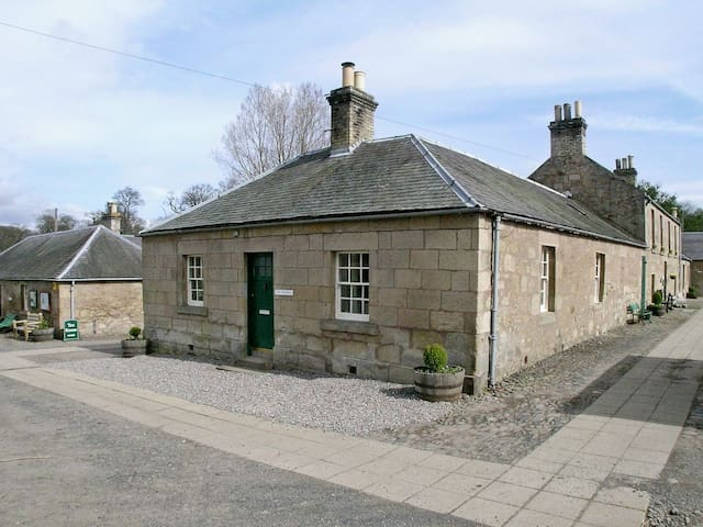 Lake View Cottage on the historic Hirsel Estate