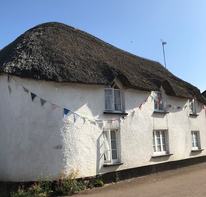 CORNER COTTAGE'  Puddington Tiverton Devon.