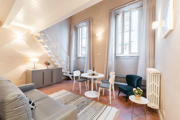 Scala Apartments Borgo Pinti - APT1