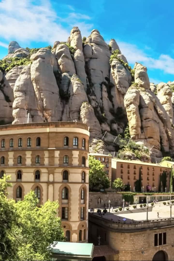 Montserrat Barcelona Tour
