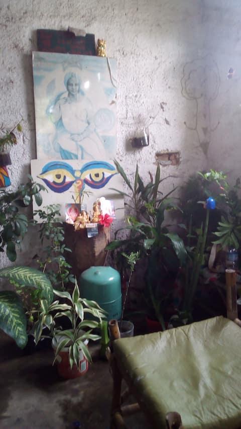Casa Ilê afro-brasileiro