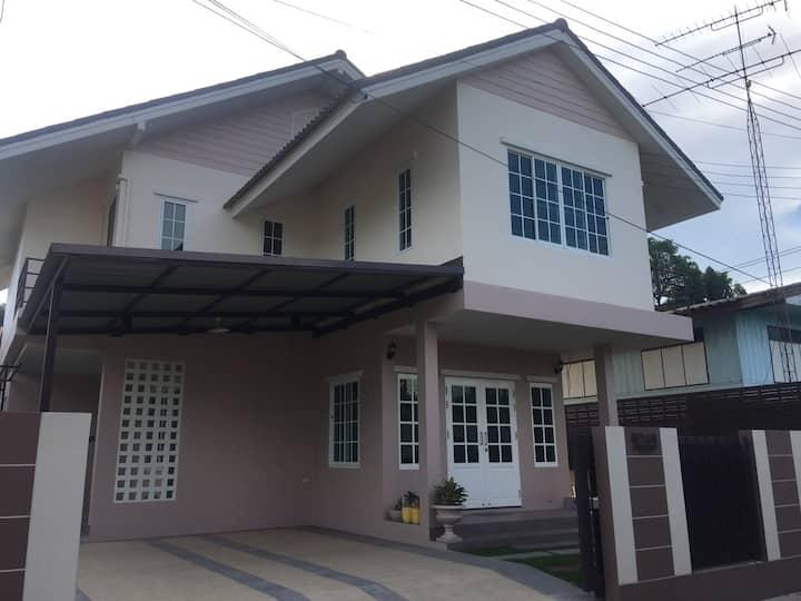 บ้านเสาวภา ปราจีนบุรี