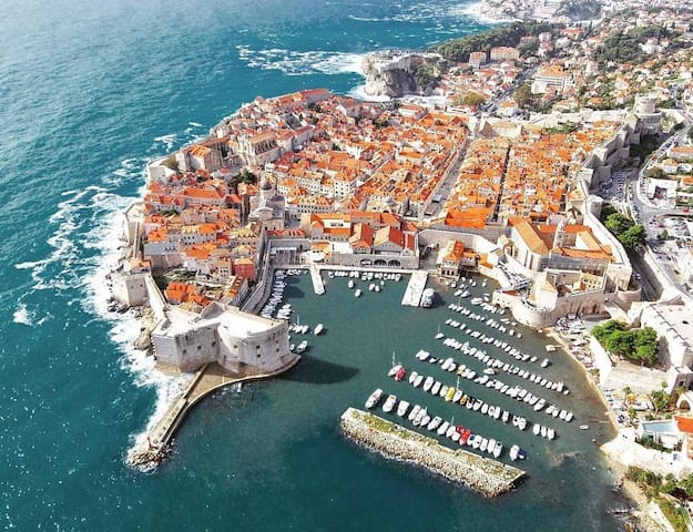 Guidebook for Dubrovnik