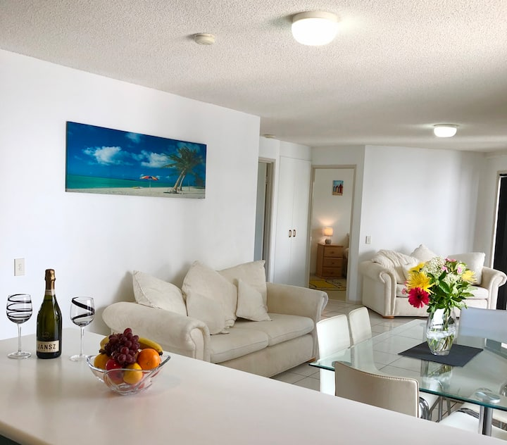 Melrose Apartment - a wonderful beach holiday