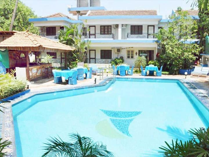 Bao Bei Rooms With Pool Close To Baga Beach SAR