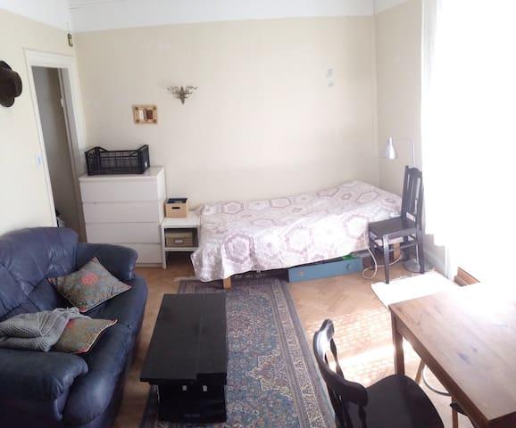 Egen lägenhet i Gröndal, Stockholm