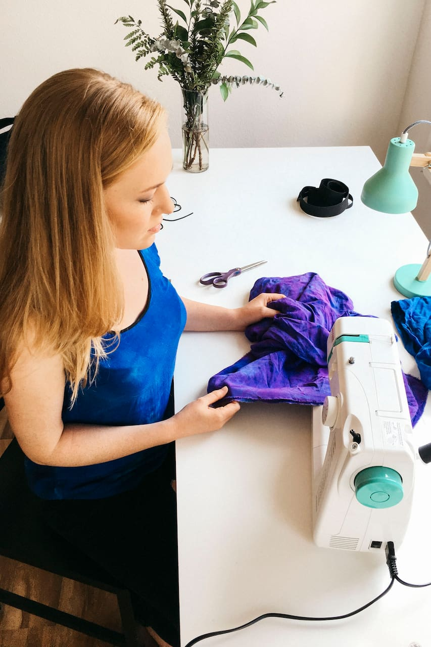 Learn to Sew with a Fashion Designer - Airbnb