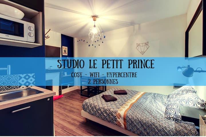 Le Petit Prince  Topdestination-Dijon (Parking)