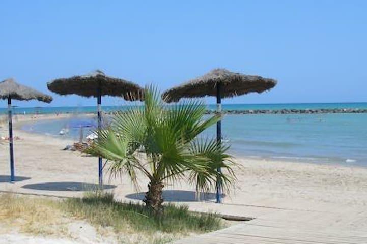 Apartamento playa Chilches/Moncófar