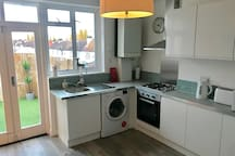 Flat for 5 in Wembley Park, convenient and modern
