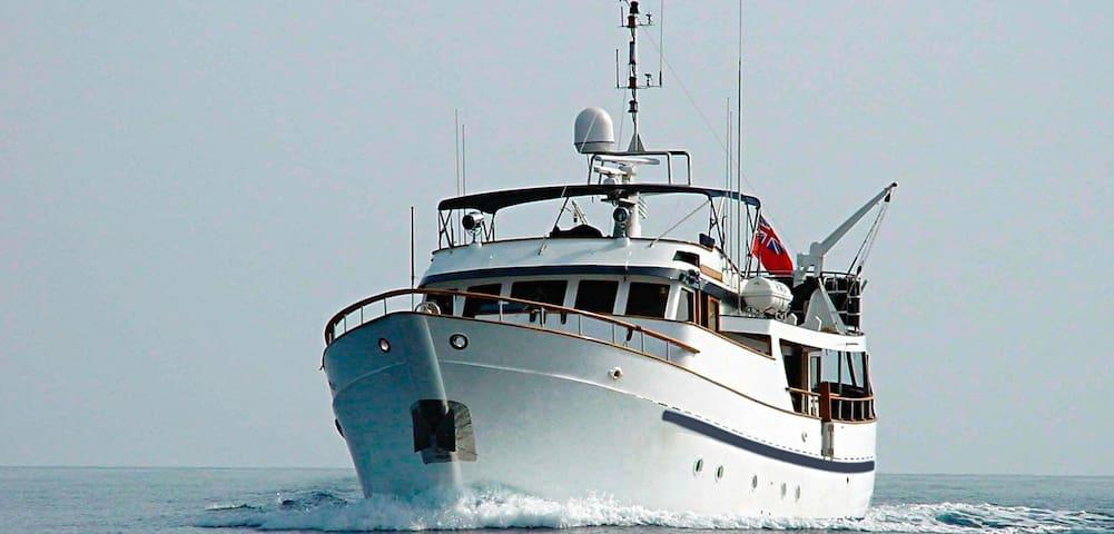 M.S. Calypso of Malahide - Enjoy the Balearic Islands