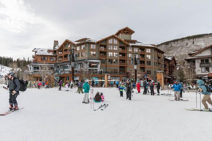 Mountain Plaza - Copper Mountain - Condo