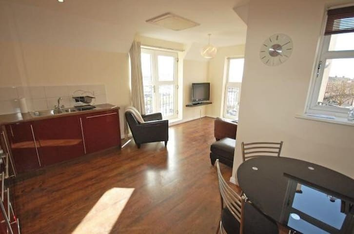Modern City Centre 1 Bed Apartment